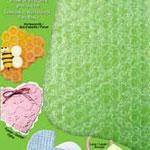 1866 1056 Texture Sheet Set - Cocchiello, nido d'ape, pizzo, tessere. 17,5 x 11,5 cm EURO: 5,60
