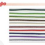 CODA DI TOPO EURO: AL MT.0,30 (colore blu esaurito)
