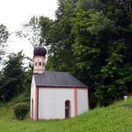Ort der heiligen Quelle