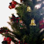 実家で過ごしたクリスマス