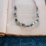 necklace「辿ってきた道」別写真
