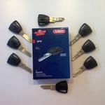 ABUS XP10 Schlüssel nachmachen lassen in Leipzig