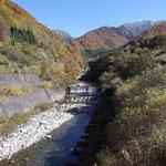 秋の三景 ②蓬峠遠望
