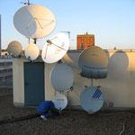 Keding Sicherheitssysteme Planung Satellitenanlage