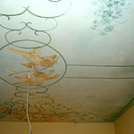 Deckenmalerei Esszimmer