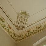 Stuck und Deckenmalerei