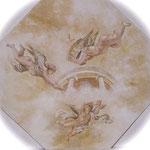 Deckenmalerei Maurerputtis