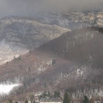 Monastère des Clarisses en hiver - Chartreuse