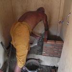 Sanierungsarbeiten
