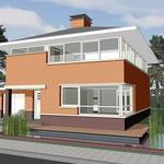Santpoort Zuid 11 villa's