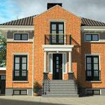 Santpoort Zuid 8 villa's