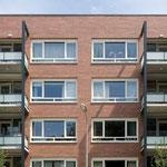 vergrootte balkons