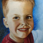 Jack - olieverf op canvas 32x24cm - niet te koop