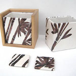 Atelier Marquis - Faïences motif bambou