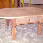 L'Atelier Marquis - Table relookée - état final