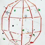 六角形の空
