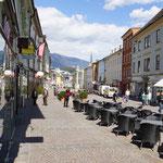 Innenstadt in Villach...