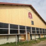 Die neue Volti-Halle: