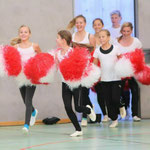 Akrobatik pur- Danke an den TSV Ebersberg Handball