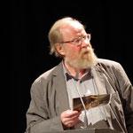 Dr. h.c. Wolfgang Thierse, Vorsitzender des Kulturforums der Sozialdemokratie. Foto: Günter von der Kammer