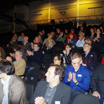 Unser Publikum. Foto: Günther von der Kammer