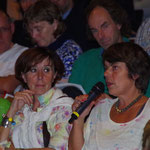 Fragen aus dem Publikum. Foto: Günther von der Kammer