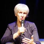 Kultursenatorin Prof. Barbara Kisseler. Foto: Günther von der Kammer
