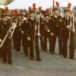 1980 Musikfest in Belgien