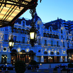 Hôtel de Paris Monte-Carlo, symbolträchtigen Luxushotel mit Weltruhm