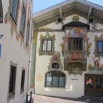 Stadthaus in Reutte