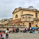Römisches Bad von Bath