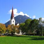 Kirche von Breitenwang