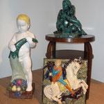 Schleiss und Gmundner Keramik