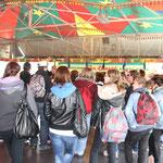 Führungen für Sozialeeinrichtungen und Hilfswerke auf dem Messplatz Landau