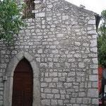 Novi Vinodolski, Holy Trinity Church