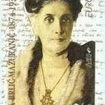Novi Vinodolski, Ivana Brlic Mazuranic, author