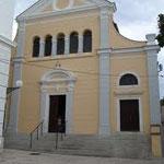 Novi Vinodolski, church of St Philip and Jacob