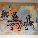 ARTeBenitez_Don_Quijote_pintura
