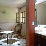 Hacienda superior room