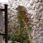 half open shower  Hacienda superior room