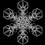 雪の結晶 20171213