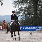Christina Scheidl auf Feodora