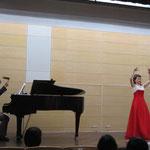 村田さん オランピアのアリア ピアノ:岡部さん