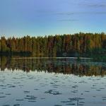 Bras de mer en Finlande