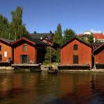 Village de pêcheurs finlandais