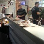 Frittkot in Sterrebeek - ein Muss bei jedem Besuch