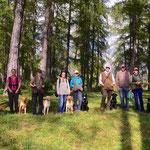 Teilnehmer der Open Gruppe