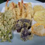 1例 天ぷら