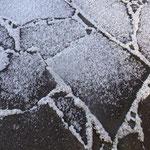 letzter Schnee ? Auf der Spek,© M. Waubke