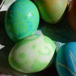 Eier färben, © M. Waubke